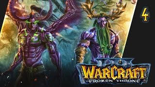 Прохождение Warcraft III: The Frozen Throne - #4 Два брата