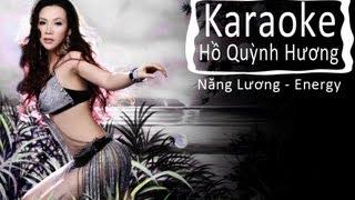 Mưa tình yêu (Karaoke) - Hồ Quỳnh Hương