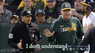 Marcus Semien gets ejected after the replay doesn't go his way, a breakdown