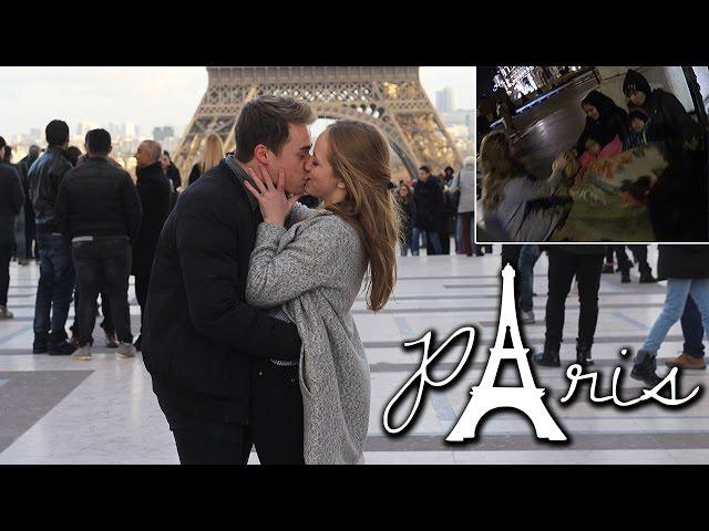 WIR MACHEN OBDACHLOSEN EINE FREUDE IN PARIS | CMC