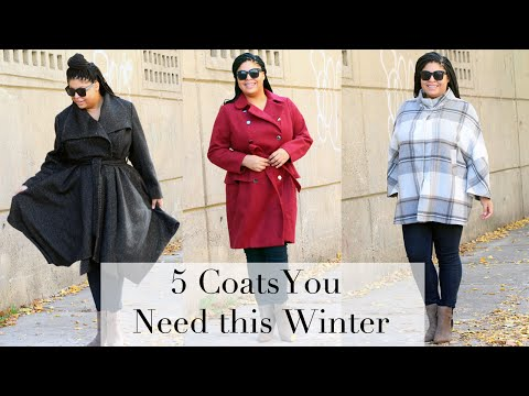 Coats You Need This Winter Plus Size