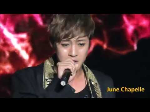 20140830 KIM HYUN JOONG 夢幻 몽환 PHANTASM World Tour in Guangzhou 오늘이 지나면