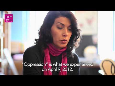 SAMAR MEDIA - Cartoonists from the Arab world - Nadia Khiari - Tunisia
