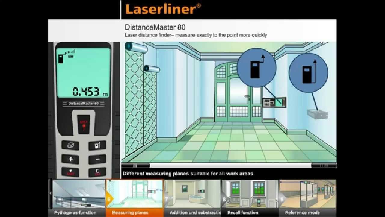 laserliner distancemaster compact ab 39 95 preisvergleich bei. Black Bedroom Furniture Sets. Home Design Ideas