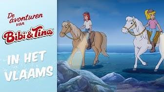 De avonturen van Bibi en Tina - De smokkelpaarden
