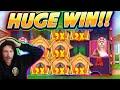 Yogi puzzled by Nina Ottosson interactive game Dog Twister ...