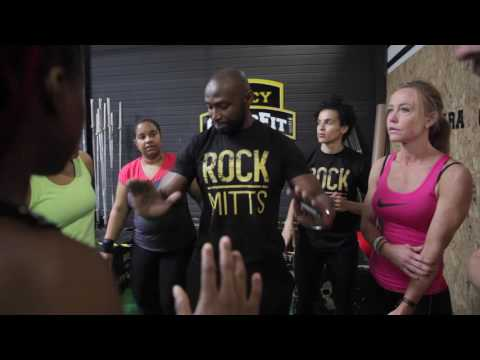 CLIP VIDEO  - THE ROCK CHALLENGE I BY ROCK MITTS