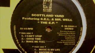 Scottland Yard - Happiness