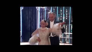 танец  из фильма Джинджер и Фрэд