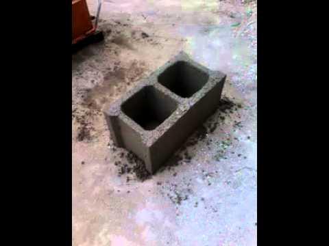 Como utilizar los moldes yaguaret para hacer bloques de - Moldes de cemento ...