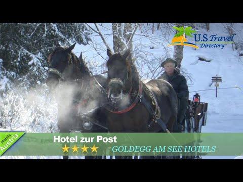 Hotel zur Post - Goldegg am See Hotels, Austria