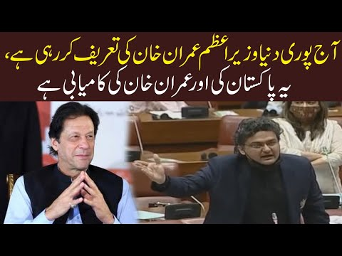 Whole world is appreciates PM Imran Khan,this is Pakistanis success | Faisal Javed speech in Senate