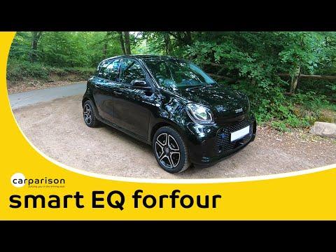 New Smart EQ Forfour Test Drive And Review | Carparison