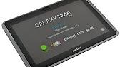 ремонт Samsung Galaxy Note 10.1 замена флэш - YouTube