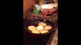 Grandma's Johnny Cake Recipe Pt. 1