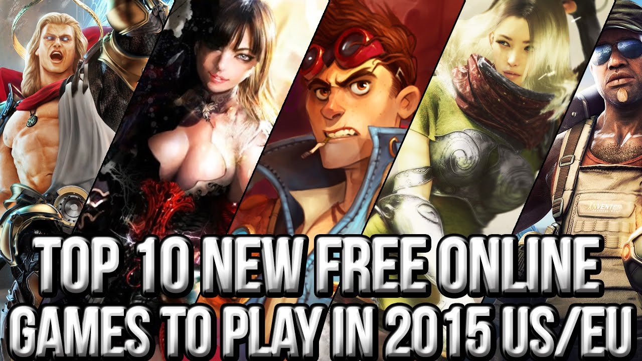 top new free to play games