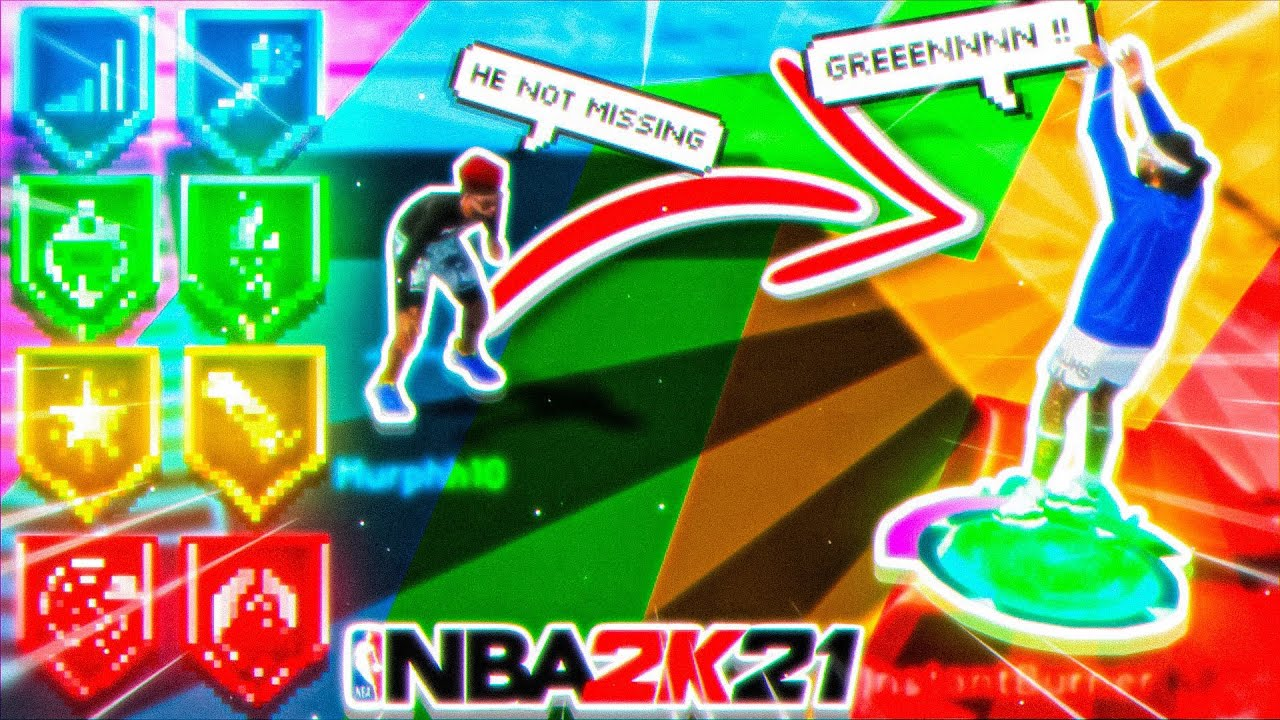 Download 2 BEST GREENLIGHT JUMPSHOTS in NBA 2K21 AFTER PATCH 4 ANY ARCHETYPE! NEVER MISS AGAIN