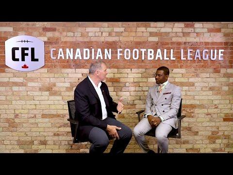 Sitdown With CFL Commissioner Randy Ambrosie - Part 2