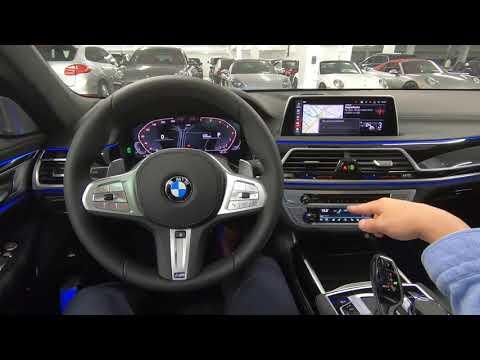 2020 BMW 750i XDrive FACELIFT   Revs + Walkaround 4k
