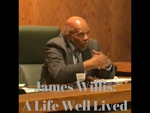 A Conversation with James Willis