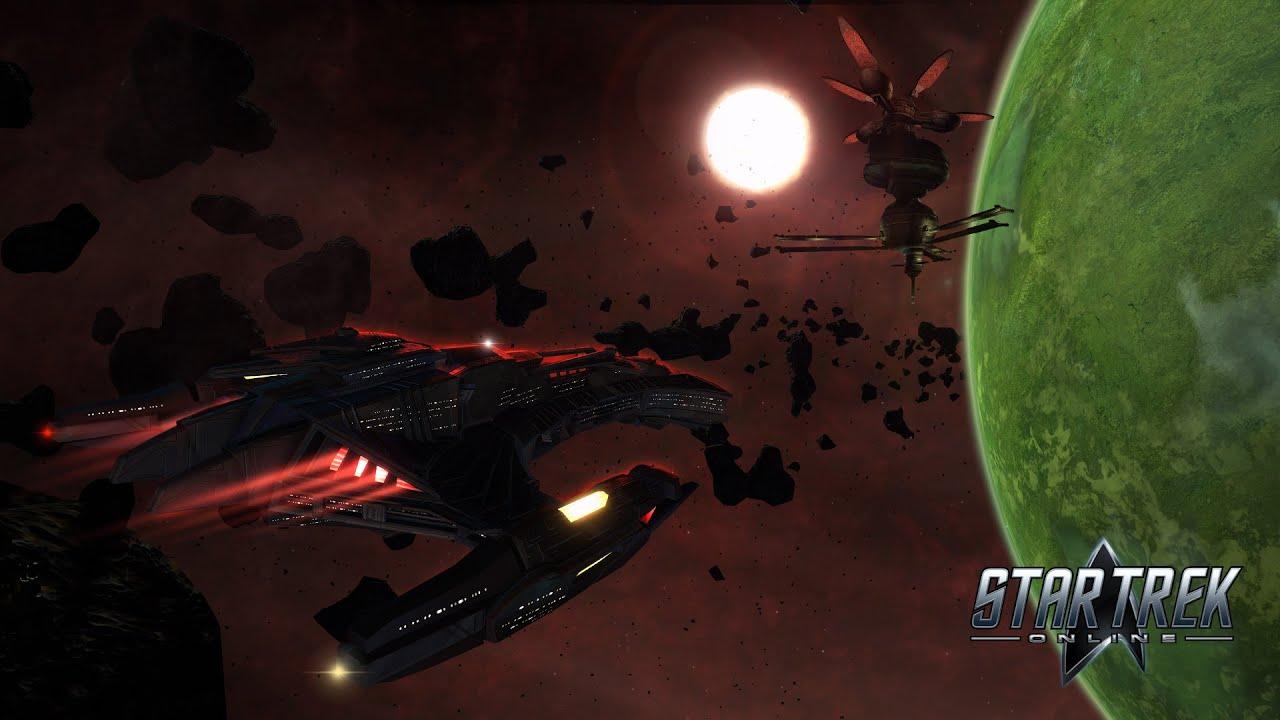 Star trek online hd friend or foe klingon faction 2014 for Wohnung star trek design
