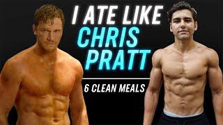 I Ate Like Chris Pratt For A Day