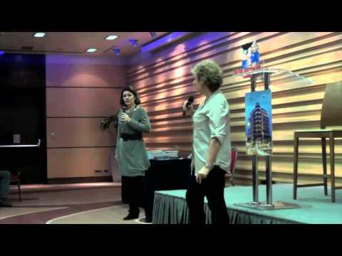 Mabel Katz: Seminar in Zagreb, Croatia (Subtitulos en Español)