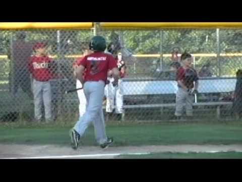Acton Boxborough Youth Baseball Majors Championship 2012