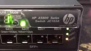 HP A5800 Series - JC103A