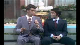 Rudi Carrell, Roy Black & Henry Vahl in der Rudi Carrell Show 1970