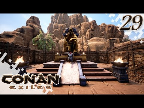 CONAN EXILES - Magnificent! - EP29 (Gameplay)