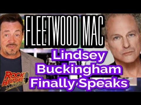 Lindsey Buckingham Finally Speaks Out On Fleetwood Mac Exit