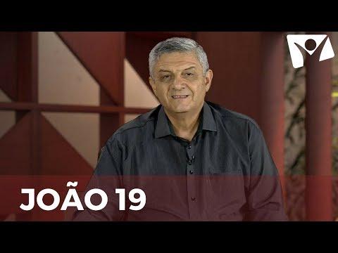 REAVIVADOS POR SUA PALAVRA | JOÃO 19 |  22 de Abril