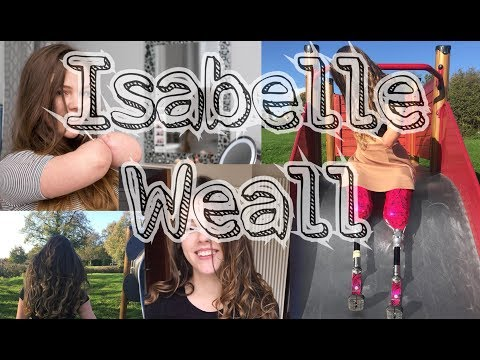 Channel introduction | Isabelle Weall