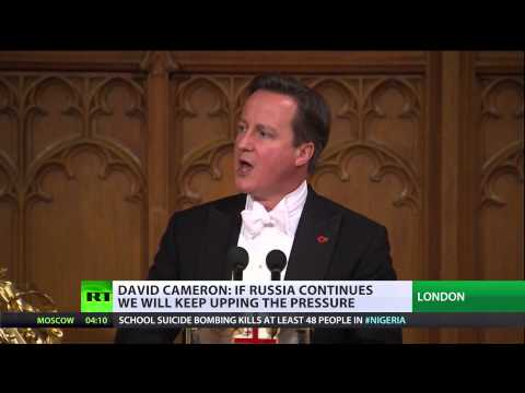 ISIS, Ebola, Russia: Cameron shortlists threats to Europe