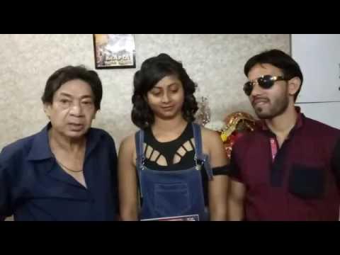 Raj Shahenshah Bhojpuri Film Muhurat: Dilip Gulati Glory Mahanta Raj Chauhan