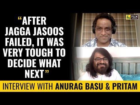 Anurag Basu & Pritam Interview | Ludo | Anupama Chopra | Film Companion