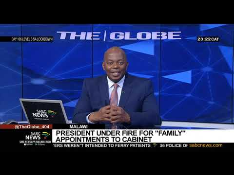 Malawi's new President Lazarus Chakwera unveils cabinet gree