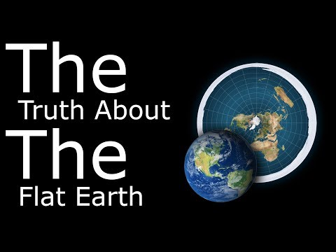The Truth (Not Theory) About The Flat Earth thumbnail
