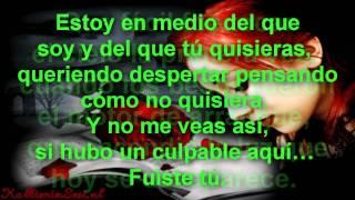Fuiste tú - Ricardo Arjona & Gaby Moreno (letra)