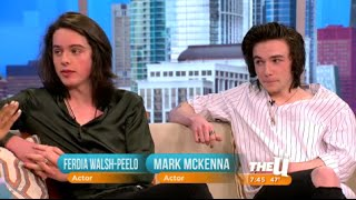 'Sing Street' Interview