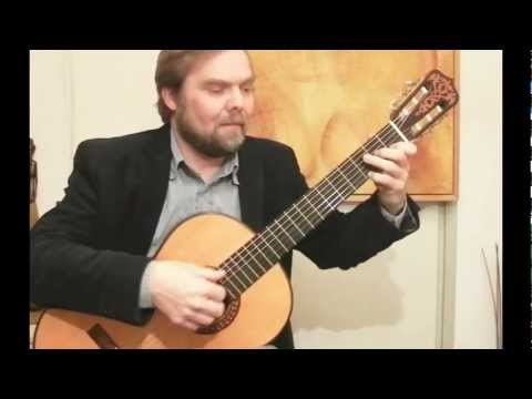 ARIA by Victor Kioulaphides for guitar solo