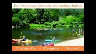 Camping Mas de champel - ARDECHE - Vivacamp .wmv