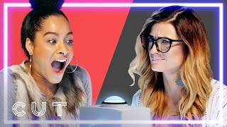 Futuristic Singles Speed Dating Game Show | The Button | Cut