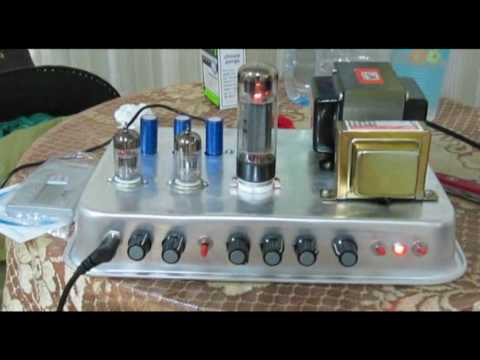 diy tube amplifier using schematics from ax84 12ax7 for pre amp and diy tube amplifier kit diy tube amplifier using schematics from ax84 12ax7 for pre amp and el34 for power youtube