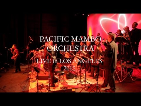 Overjoyed - LIVE Salsa Verison by Pacific Mambo Orchestra - Director's Cut