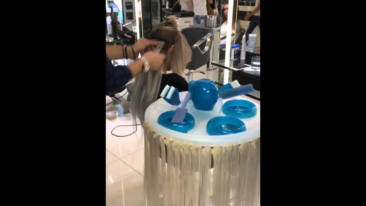 Salon mounir hair color by abedallahitani instagram for Mounir salon prix