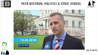 PETR BYSTROŇ: Politici & Sýrie