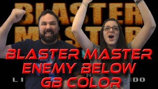Blaster Master Enemy Below- Game Boy Color  (Blaster Master Series) - Mike and Katie