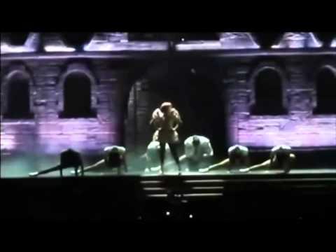Lady Gaga - Born This Way Ball DVD Live in Peru, Lima (PART 1)
